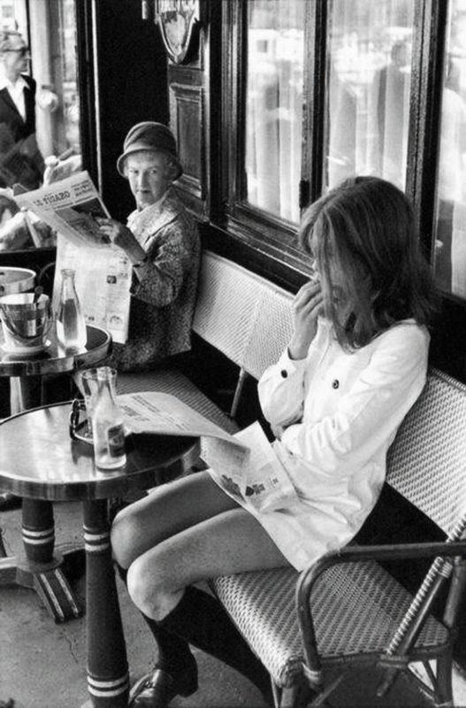 henri-cartier-bresson-brasserie-lipp-paris-1969